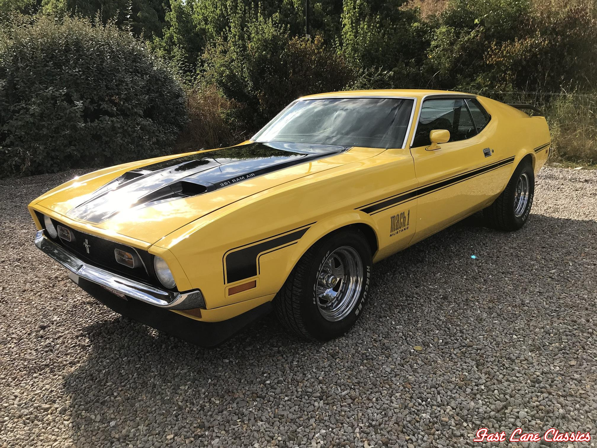 1971 Ford Mustang Mach 1 For Sale Fast Lane Classics