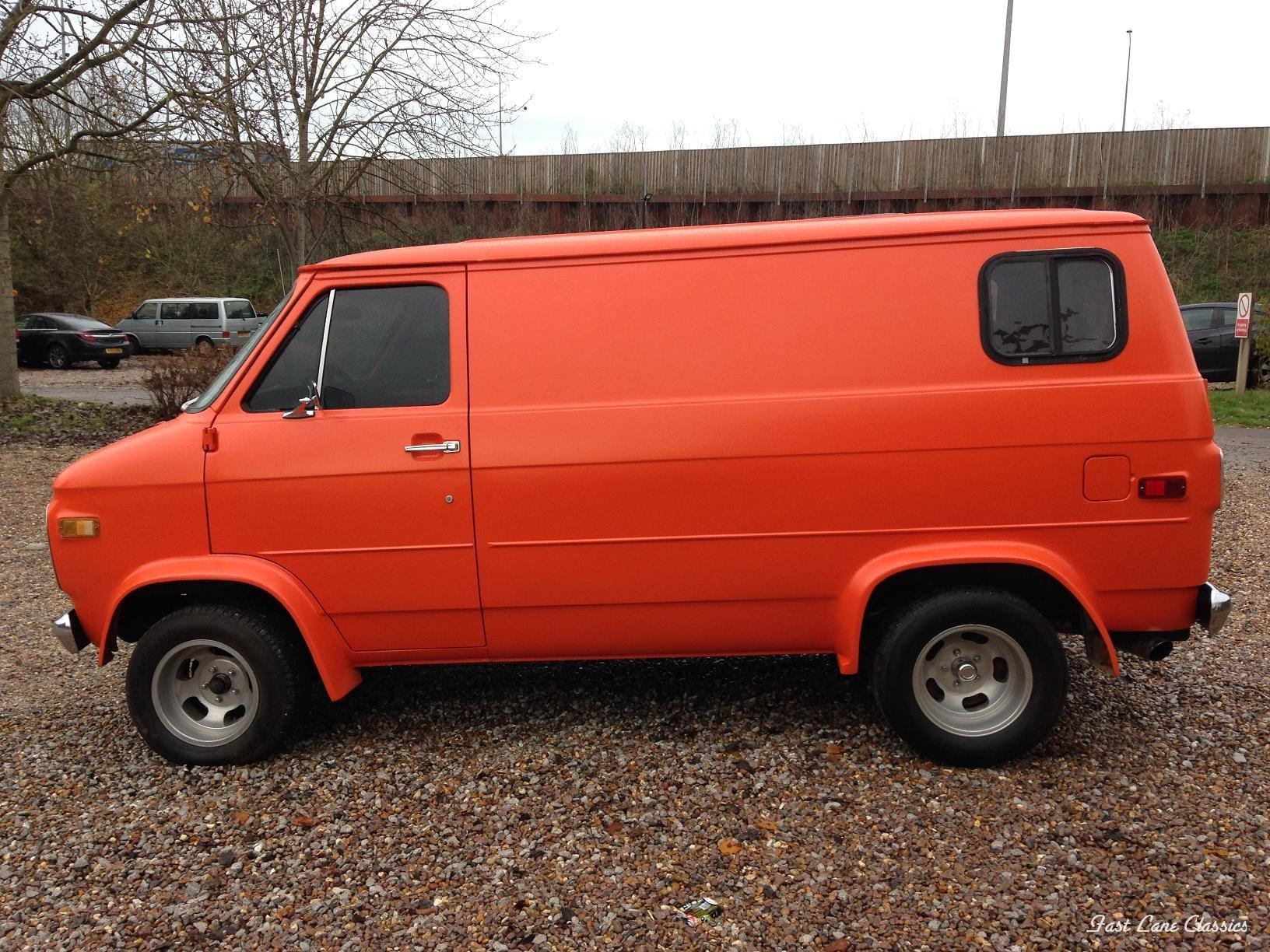 Retro Custom Vans For Sale | Autos Post Vans For Sale