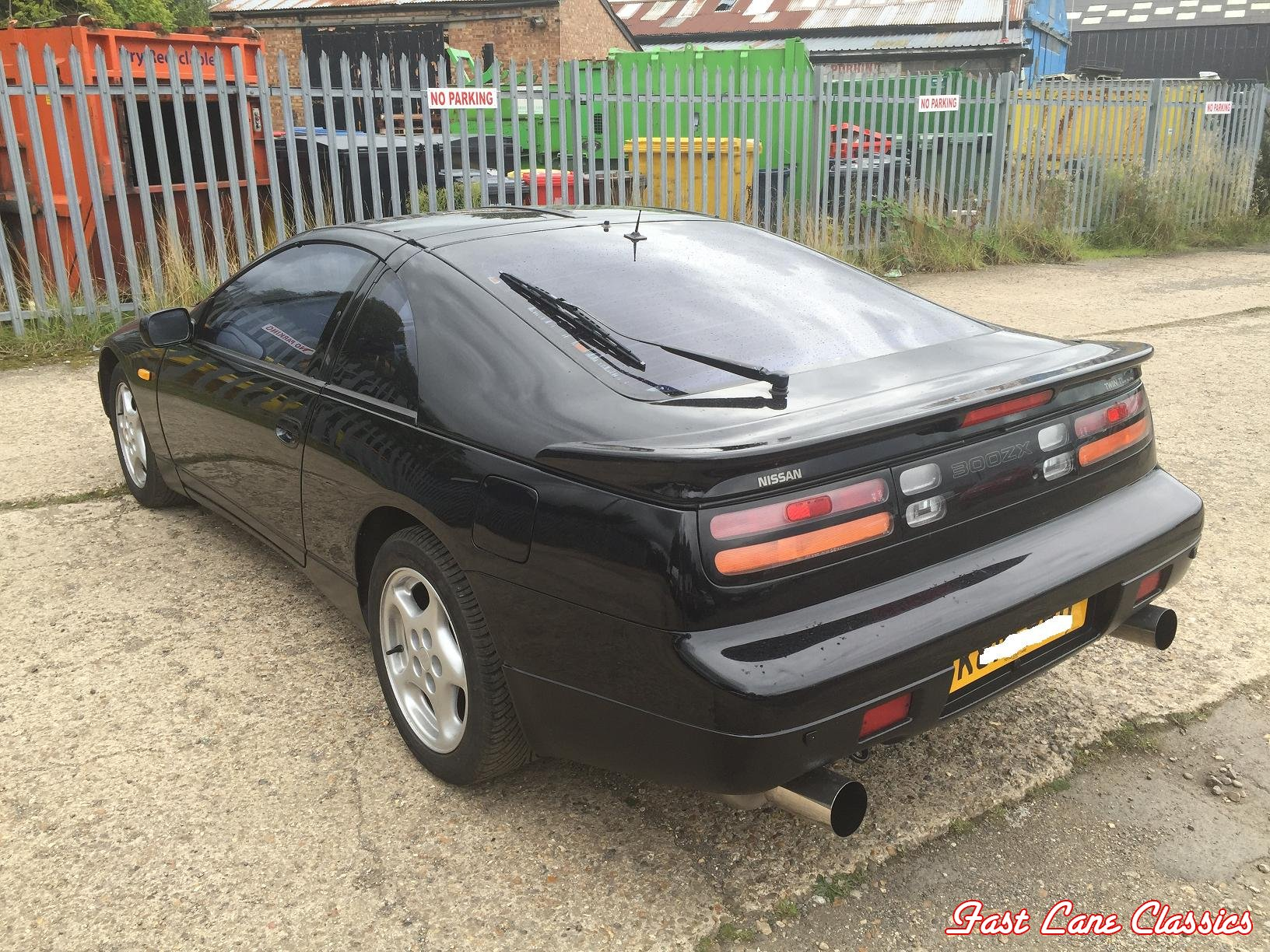 1992 nissan 300zx twin turbo coupe for sale by fast lane classics fast lane classics. Black Bedroom Furniture Sets. Home Design Ideas