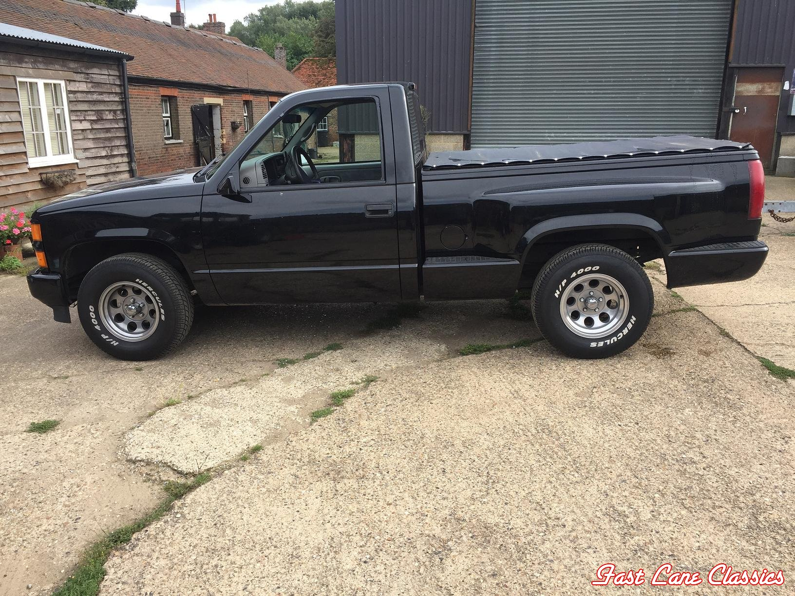 1996 chevy c10 shortbed stepside pickup sold similar. Black Bedroom Furniture Sets. Home Design Ideas