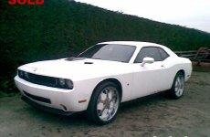 10 Dodge Challenger
