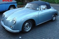 58 Porsche Speedster