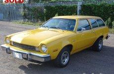 78 Ford Pinto Wagon
