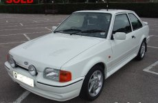 90 Ford RS Turbo