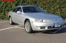 90 Lexus Soarer