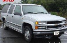 95 Chevrolet Suburban