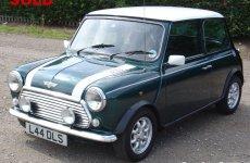 96 Mini Cooper