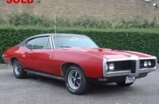69 Pontiac Lemans