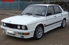86 BMW M535i