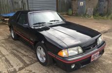 87 Mustang GT 712