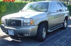 99 Cadillac Escalade